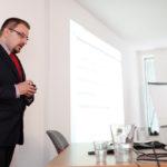Szkolenie prof. Łukasza Drobca dla konstruktorów w Poznaniu